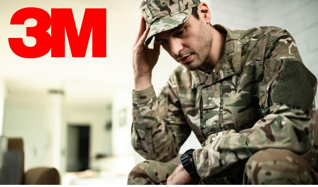 3M, 3M earplugs, 3M lawsuit, 3M veterans
